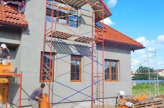 Утепление дома с. Новые Петровцы