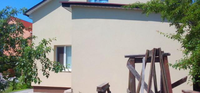 утепление фасадов Вишеньки