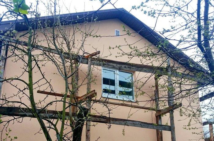Утепление фасадов Бровары